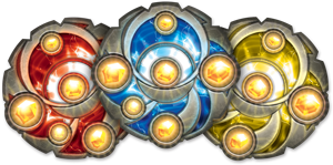 Keyforge Keys Tokens