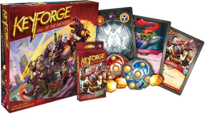 Keyforge Product Overview