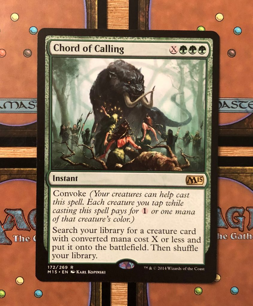 Chord of Calling Game Design Review