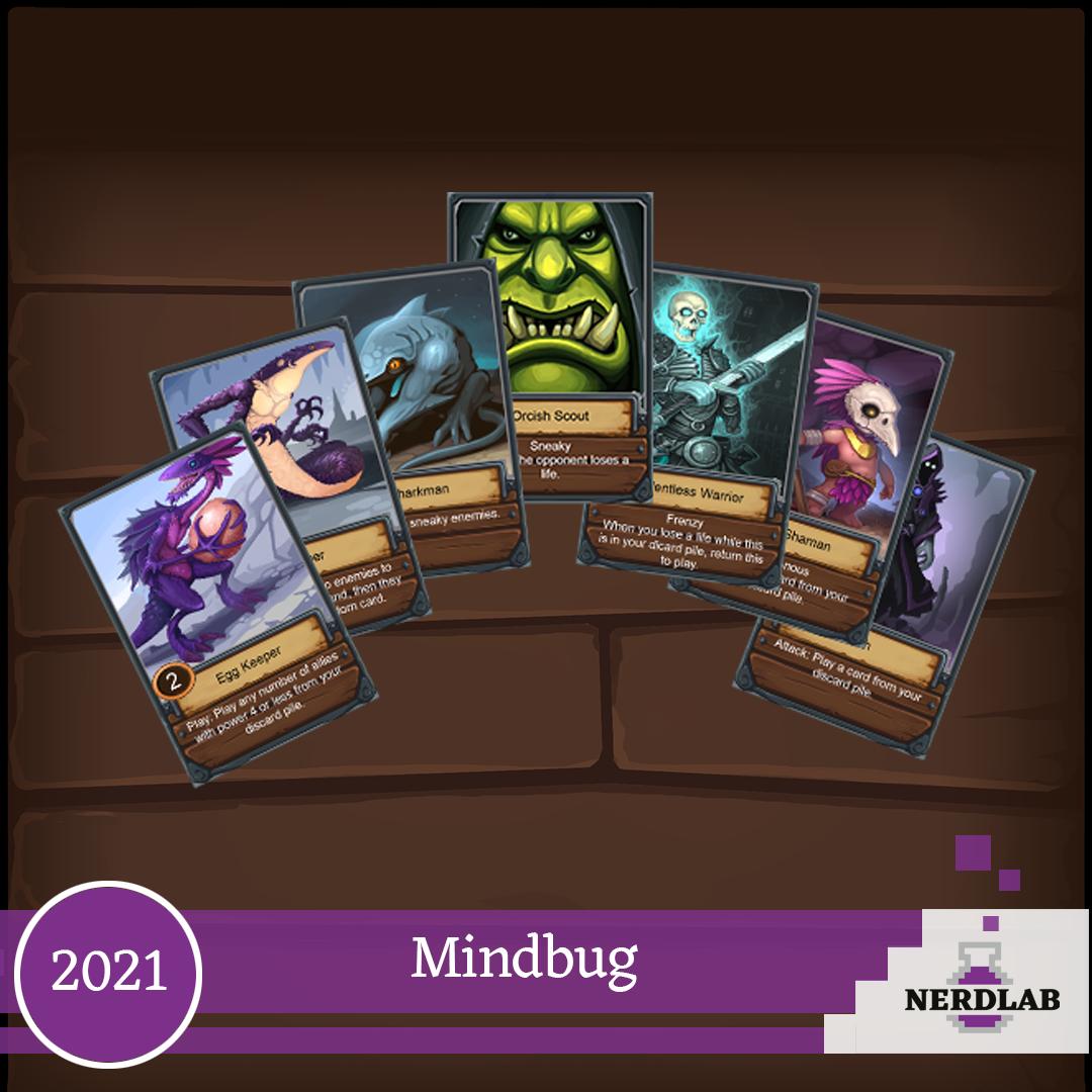 Nerdlab Games - Mindbug