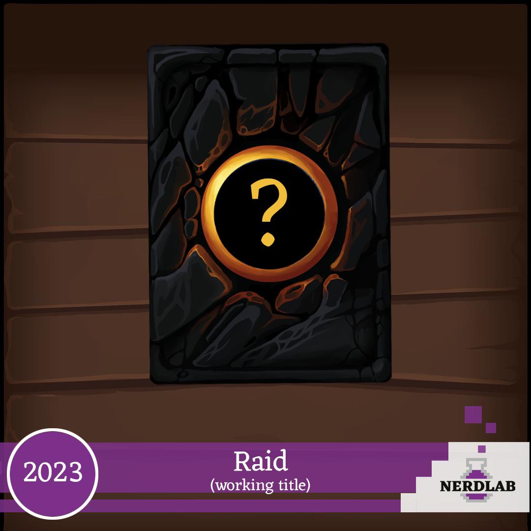 Nerdlab Games - Raid
