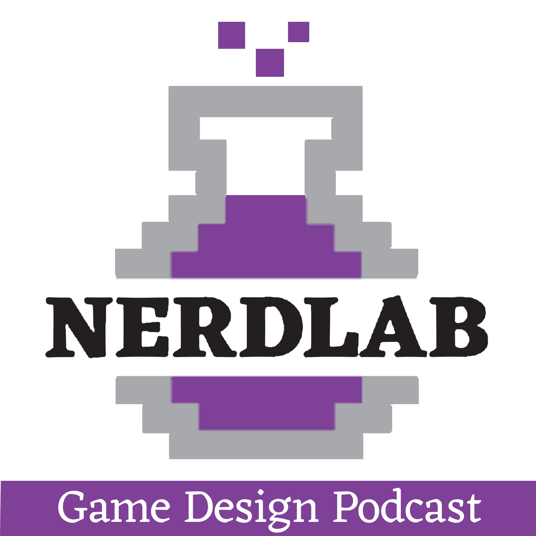 Nerdlab Podcast Logo
